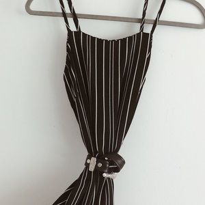 * FLASH SALE* VINTAGE Striped Maxi Dress